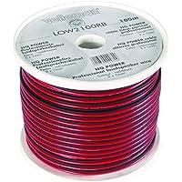 LOW2075GR Lautsprecher kabel VELLEMAN Grau 144131 2 mm/² x 0,75 mm/²