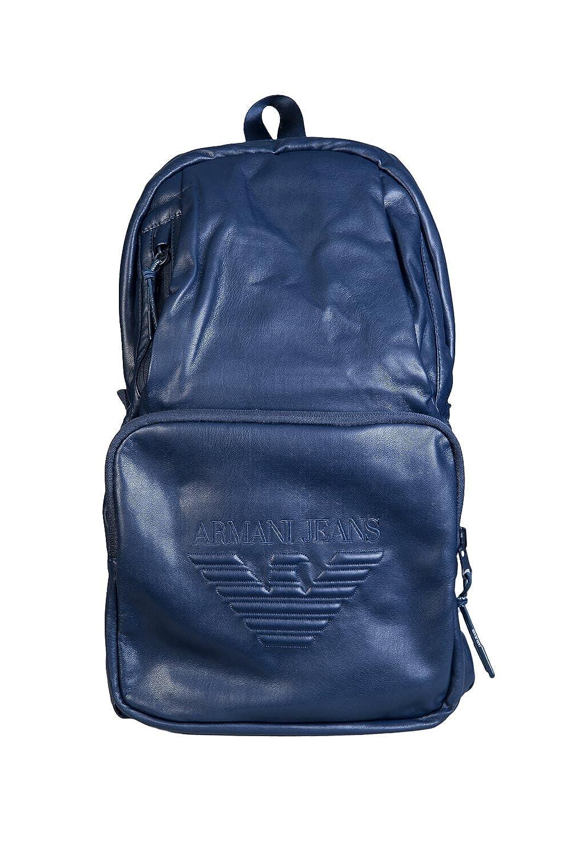 ARMANI JEANS LUGGAGE メンズ B0733LLFYD  ブルー One Size