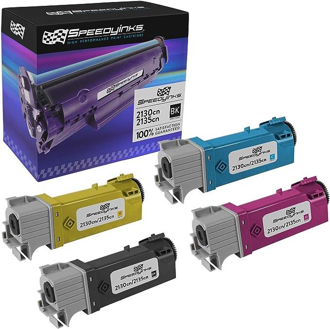 Dell KGR81 24 000 Page CMYK Imaging Drum Kit for 1320C 2135CN 2130CN 2150cdn 2150CN 2155cdn 2155CN Color Laser Printer Toner