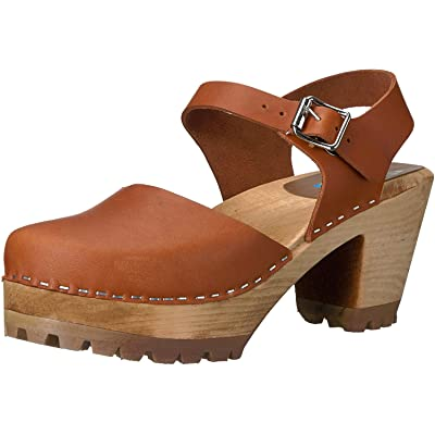 MIA Women's Abba Clog-Inspired Sandal | Mules & Clogs