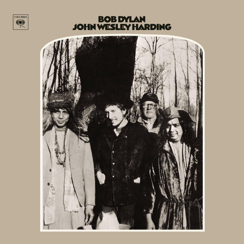 CD : Bob Dylan - John Wesley Harding (Remastered, Reissue)