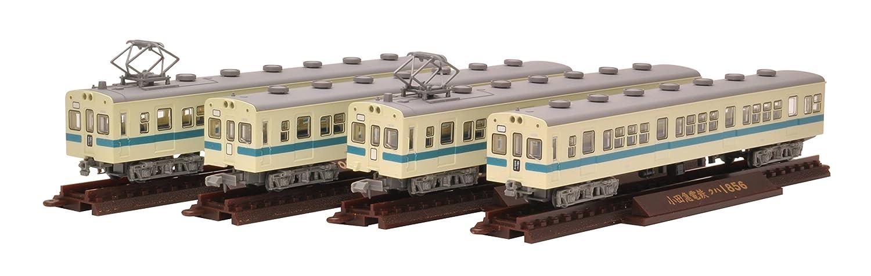 Railway collection iron 1800 organization Kore Odakyu electric railway last 4 cars set