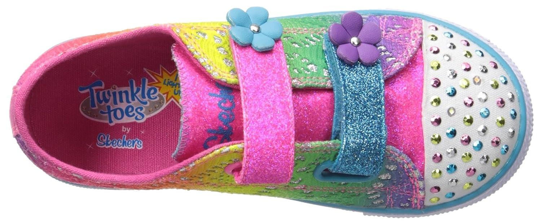 SKECHERS 10626N Zapatillas de Deporte Interior para Niña: Amazon.com.mx:  Ropa, Zapatos y Accesorios