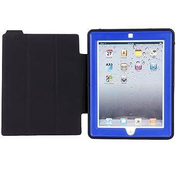 Hamimelon Apple iPad 2 3 4 Funda, Heavy Duty Ligero ...