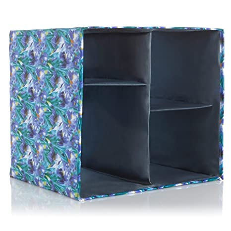 cbd5da068771 Amazon.com: Joy Mangano Collapsible Chic Organize It All Storage ...