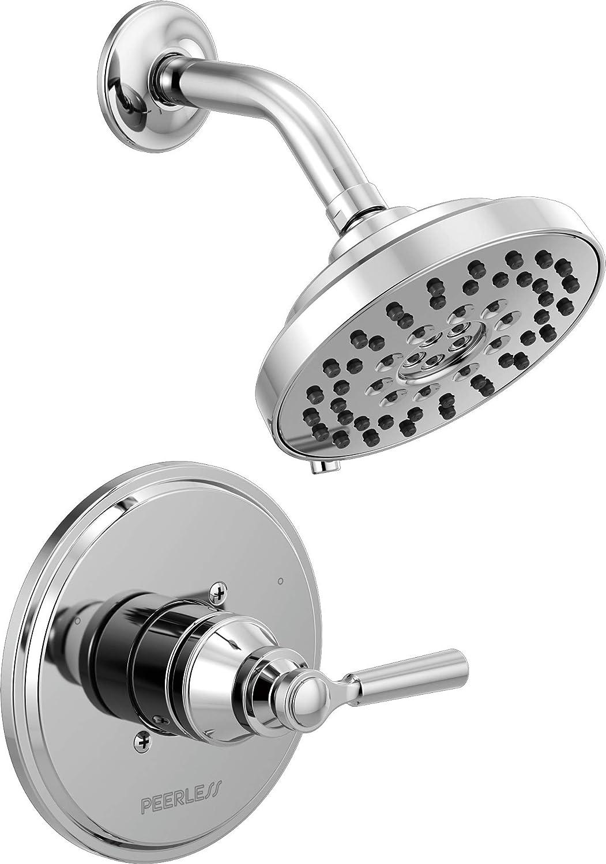 Peerless PTT14223 Westchester Shower Only Trim Single Handle 14S, Chrome