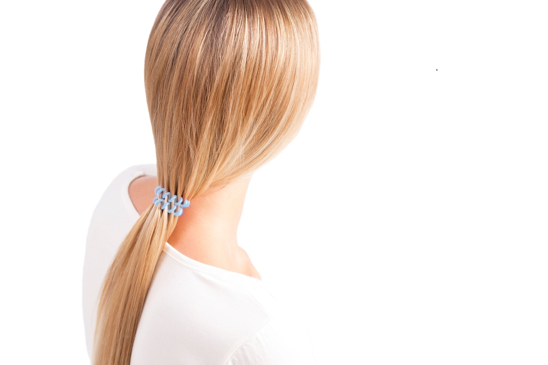 Invisibobble Original Something Blue Pack Hair Tie by invisibobble (Image #3)