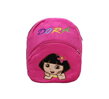 Buy Shopperz Plush Dora Bag Soft Toy (Pink) Online at Low Prices in India -  Amazon.in fad191c394dad