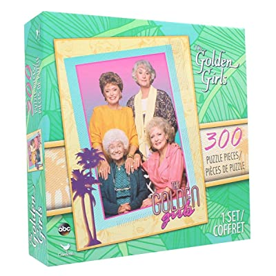 Cardinal The Golden Girls 300 pc Puzzle: Toys & Games