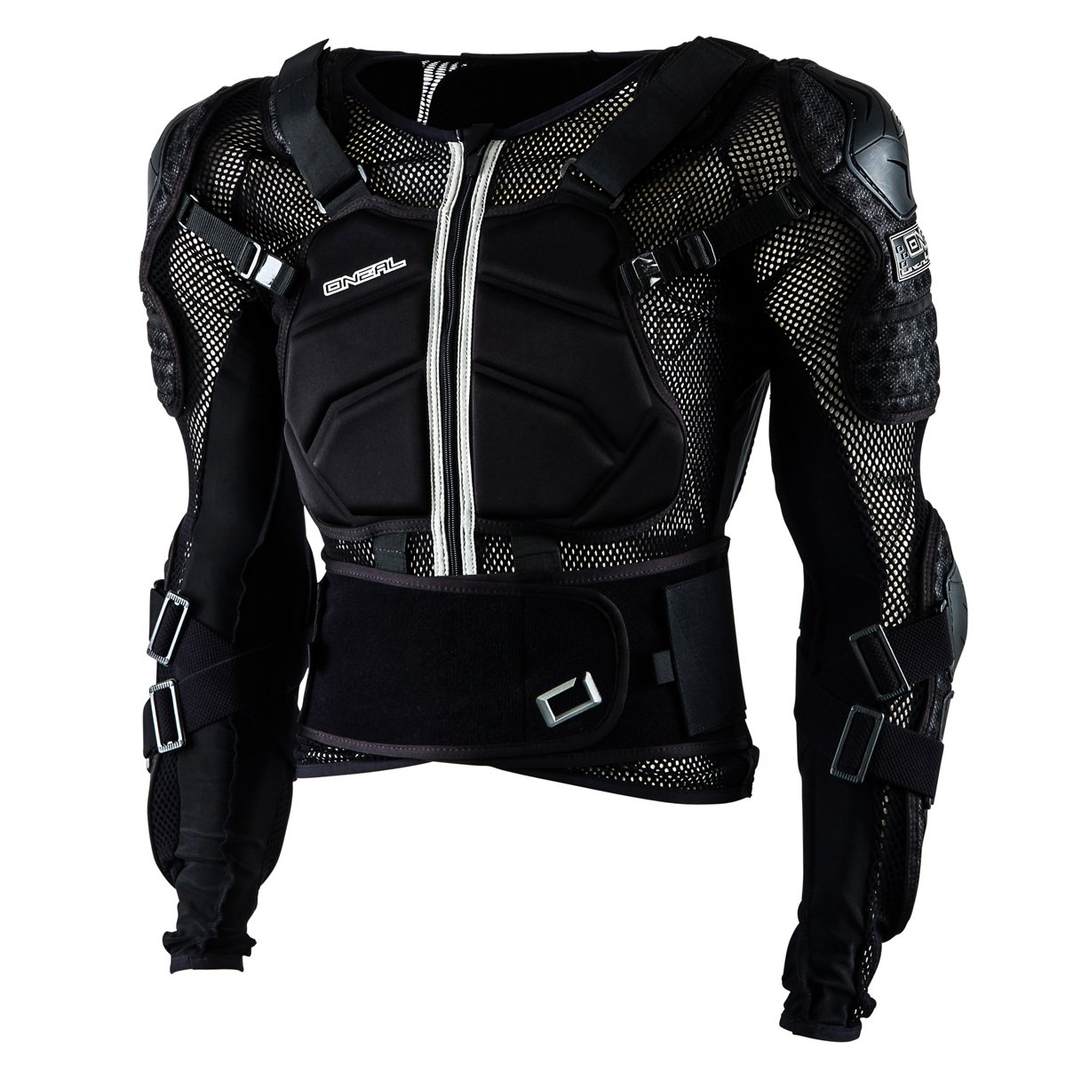 ONeal Under Dog 3 Unisex-Adult Body Armor Black, XX-Large