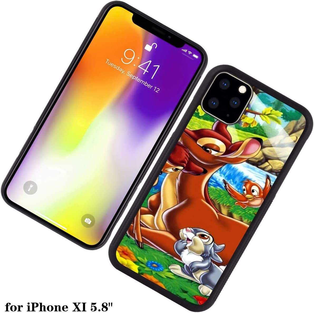 Amazon Com Disney Collection Pc And Tpu Case Iphone 11 Pro 5 8