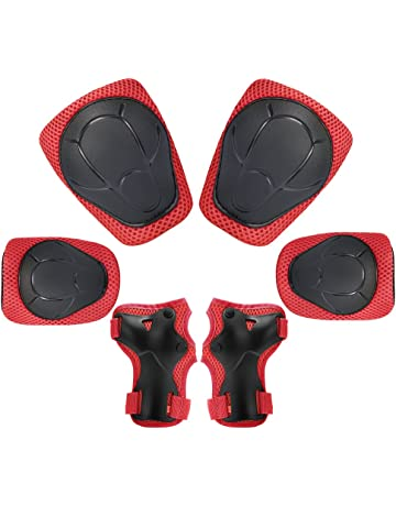 460af19ab55dc Protective Gear: Sports & Outdoors: Elbow Pads, Knee Pads, Sets ...