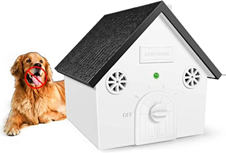 Zomma Anti Barking Device, New Bark Box Outdoor Dog