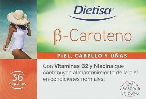 B CAROTENO 36 Caps