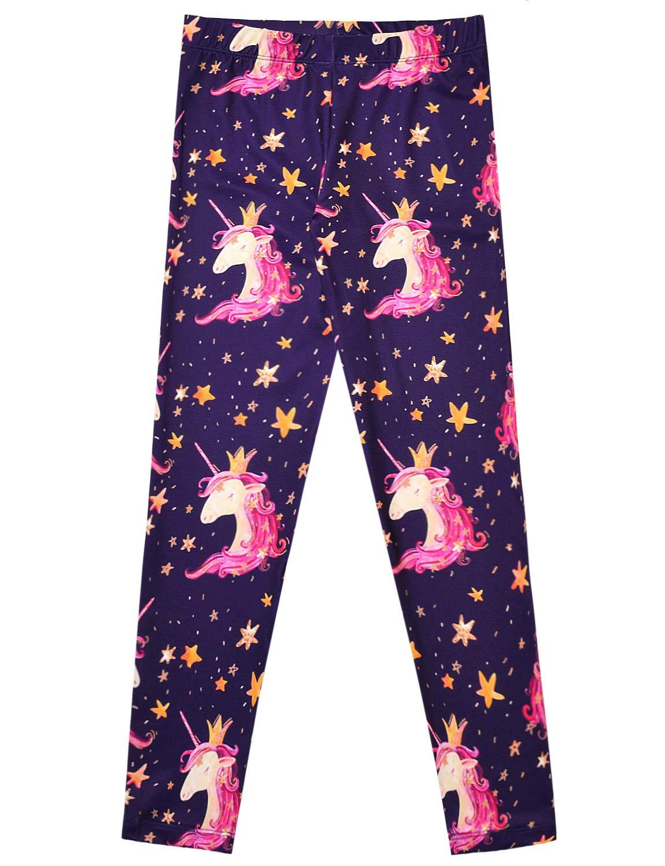 Unicorn Leggings for Girls 4t 5t