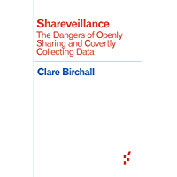 Shareveillance: The Dangers of Openly Sharing and Covertly Collecting Data (Forerunners: Ideas First)