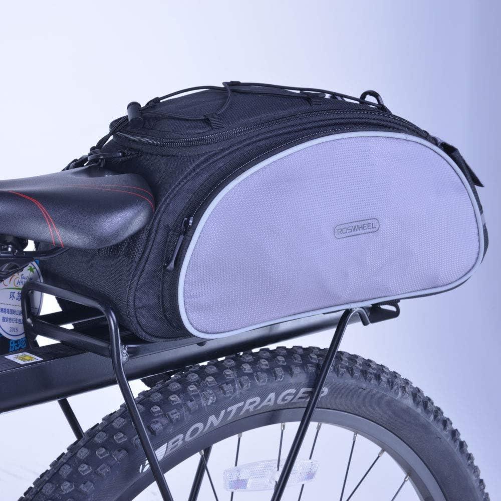 600D Dacron Bicycle Saddle Waterproof Water Bottle Tool Cycling Bike Saddle Bag