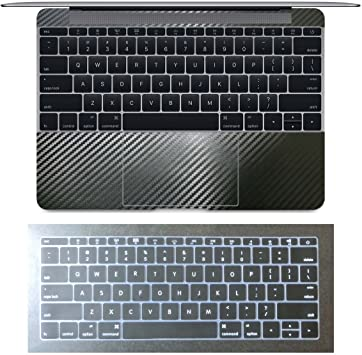 shimmery red 2-pack BingoBuy Customized Free Cut half Palm Rest Palmrest vinyl sticker w// Touchpad Trackpad sticker for 17 Apple Macbook pro with retina Model A1297