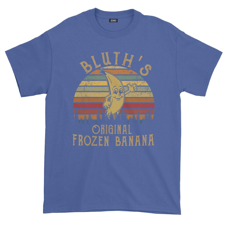 Bluths Original Frozen Banana Vintage T-Shirt