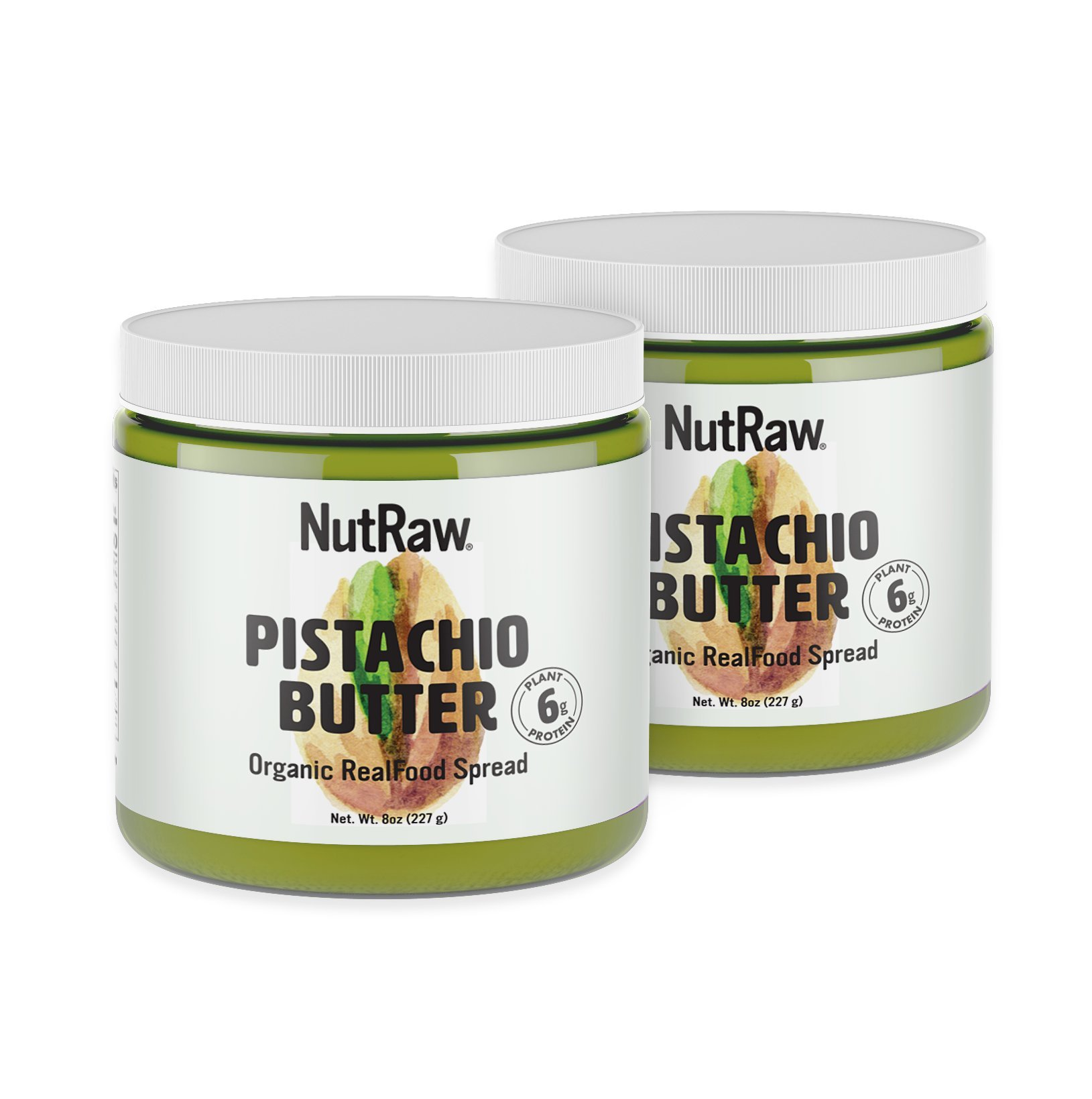 Nutrawbar, Single Pack 100% Raw Pistachio