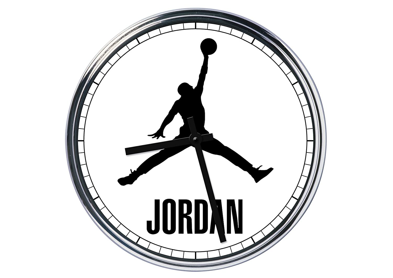 Amazon.de: Wanduhr Mit Michael Jordan