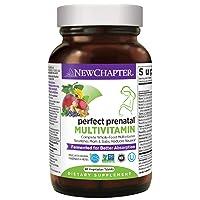 New Chapter Perfect Prenatal Vitamins, 48ct, Organic Prenatal Vitamins, Non-GMO...