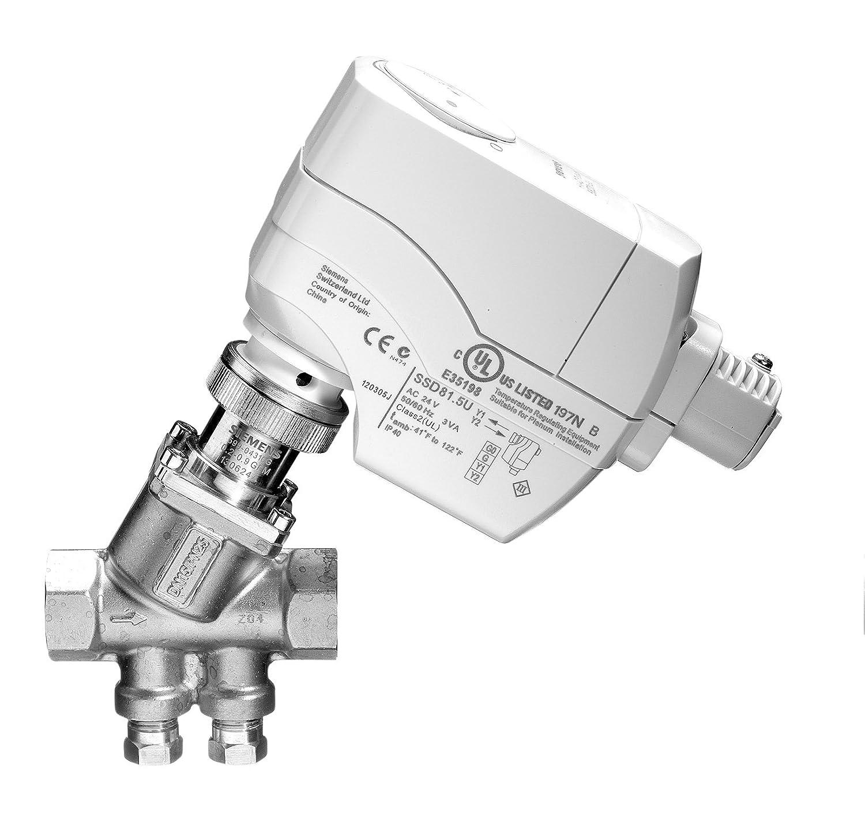 3P SR NO Siemens 232-04312-2.5 3//4 PICV 2.5 GPM
