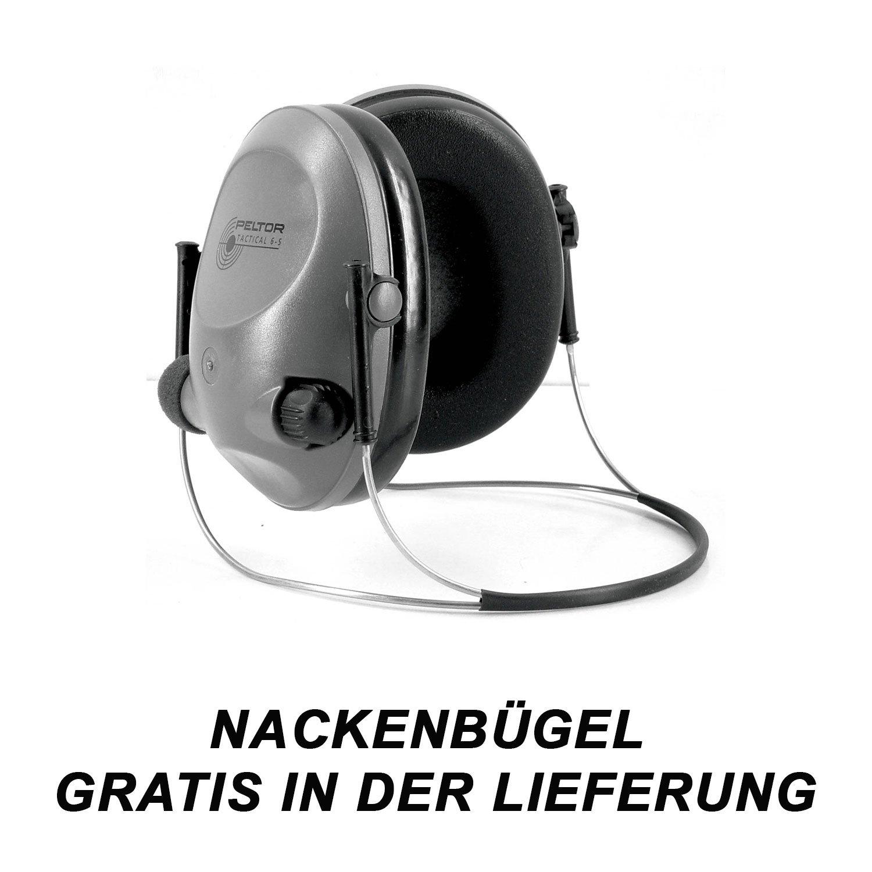 Tactical 6S/ Casque anti-bruit /électronique