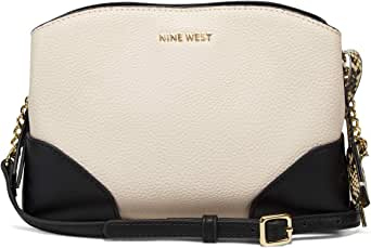 حقيبة طويلة تمر بالجسم للنساء من ناين ويست - اوف وايت