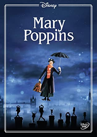 Mary Poppins il primo film del 1964 con Julie Andrews
