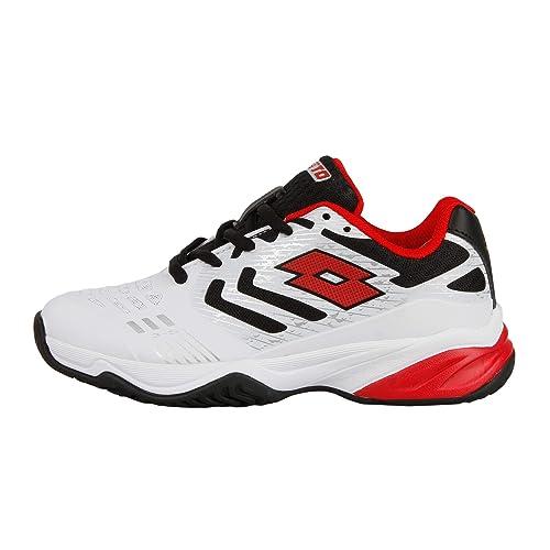 Lotto Stratosphere Vi Jr L, Zapatillas de Tenis Unisex Niños: Amazon.es: Zapatos y complementos