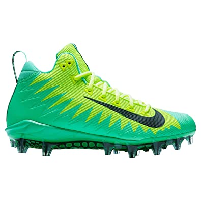 sports shoes 3a8d6 45970 Image Unavailable. Image not available for. Color Nike Alpha Menace Elite  Football Cleats ...