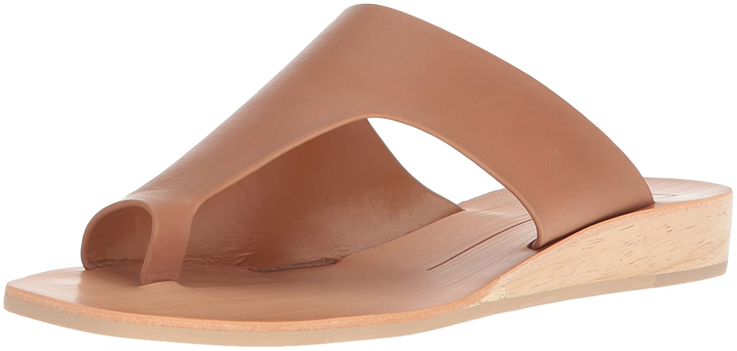 Dolce Vita Women's Hazle Slide Sandal B07B28LDTS 7.5 B(M) US|Caramel Leather