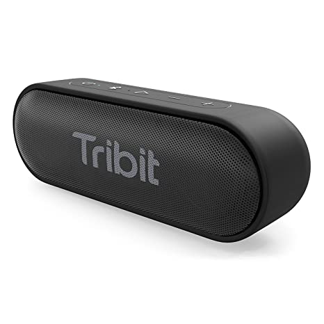 Tribit XSound Go Bluetooth Speakers - 12W Portable Speaker Loud Stereo  Sound 13df6bbf1e169