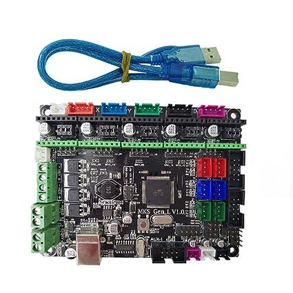 Eleganantamazing - Controlador de impresora 3D PCB placa integrada ...