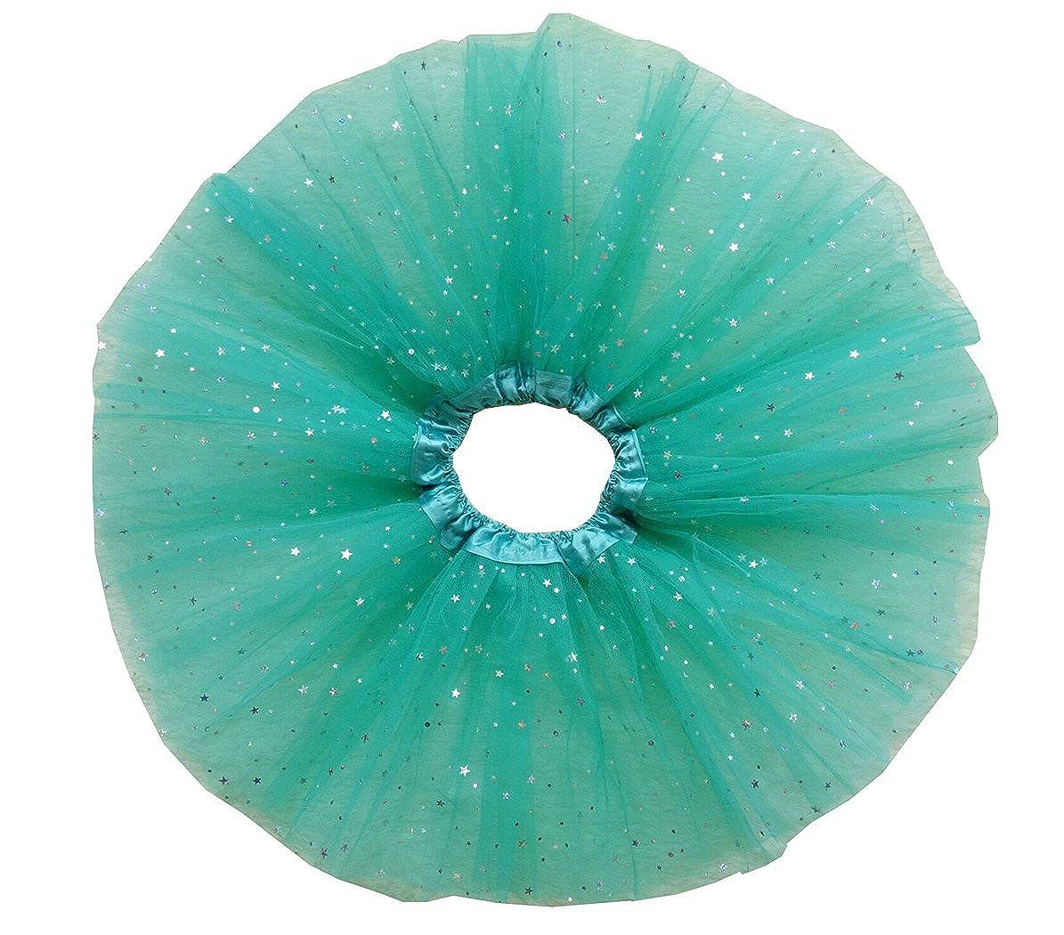 belababy Girl Sequins Tutu Stars Glitter Skirt 2-8 pj07-cy