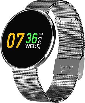 MRLIFY Smartwatch CF006H, Reloj Inteligente con Bluetooth OLED ...