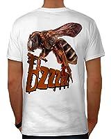 Mouche abeille Insecte Punaise Animal Insecte La nature Men S-5XL T-shirt le dos   Wellcoda