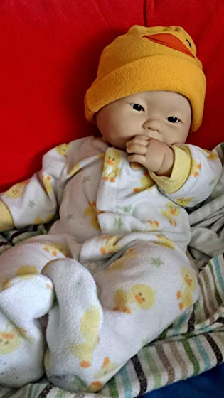 JC Toys 'Lots to Cuddle Babies' 20-Inch Pink Soft Body Baby Doll and Accessories Designed by Berenguer You can make Baby look and feel real very easily!