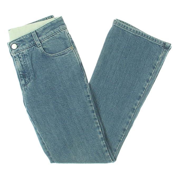 Amazon.com: Stella McCartney - Pantalones vaqueros bordados ...