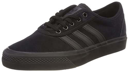 lowest price f6cf4 e758c adidas Mens Adi-Ease Skateboarding Shoes, Black(Core Blackcore Black