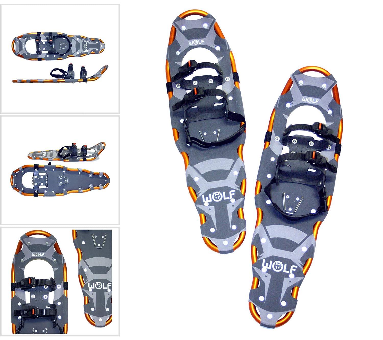 WINOMO ideale per sport trekking e arrampicata Set di 6 fischietti di emergenza con portachiavi per arbitro