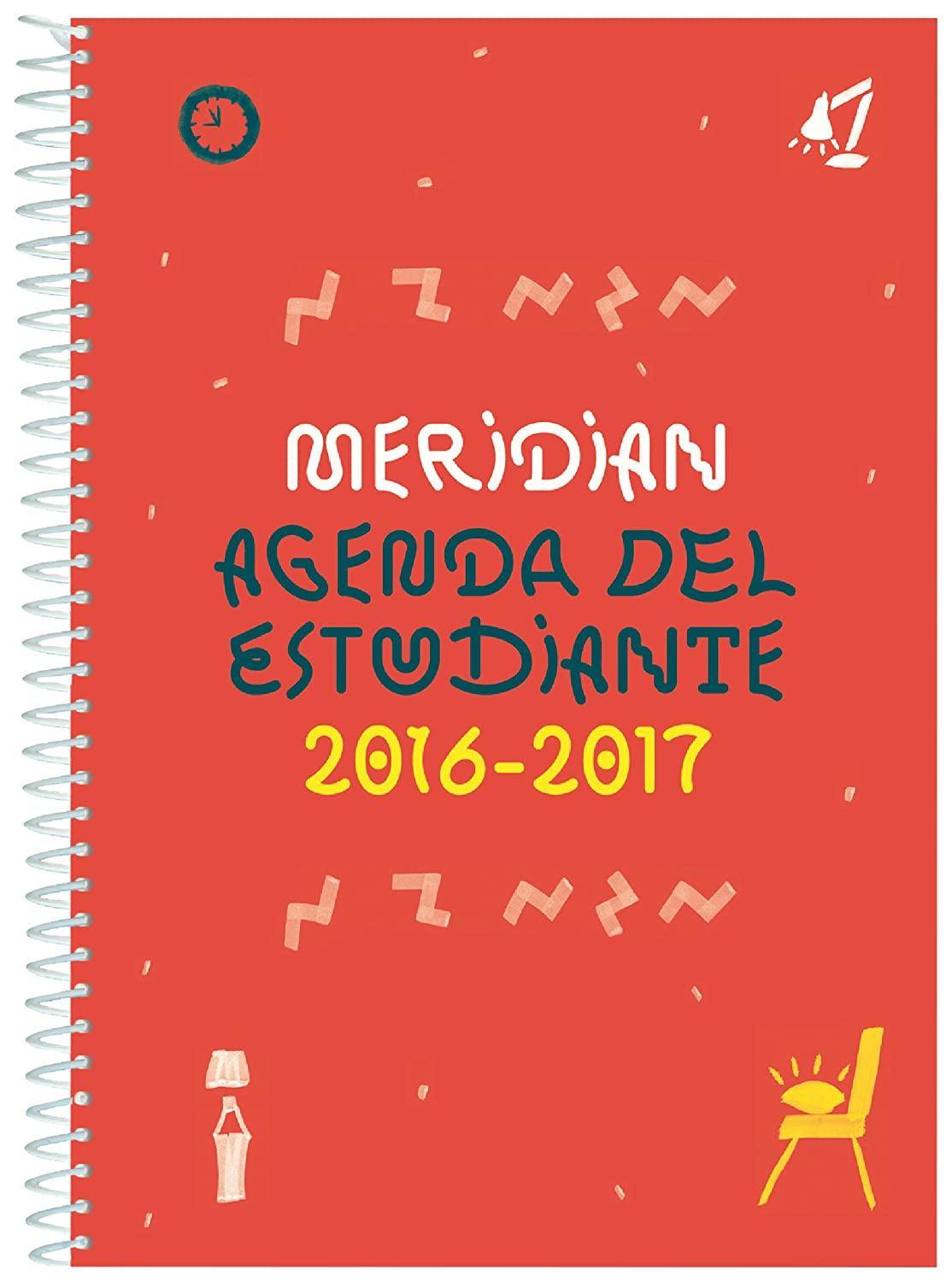 Amazon.com : Additio A132 - Meridian Academic 2016-2017 ...