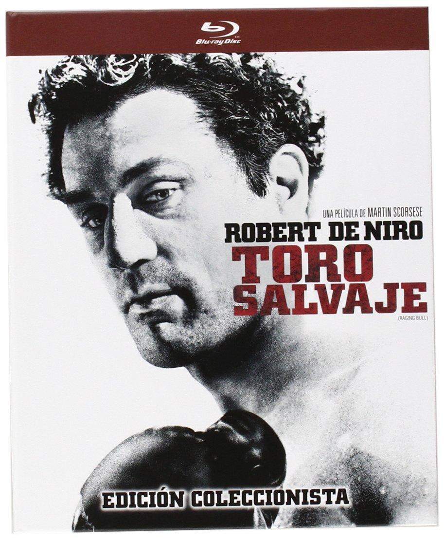 Toro Salvaje (Formato Libro) - Blu-Ray [Blu-ray]: Amazon