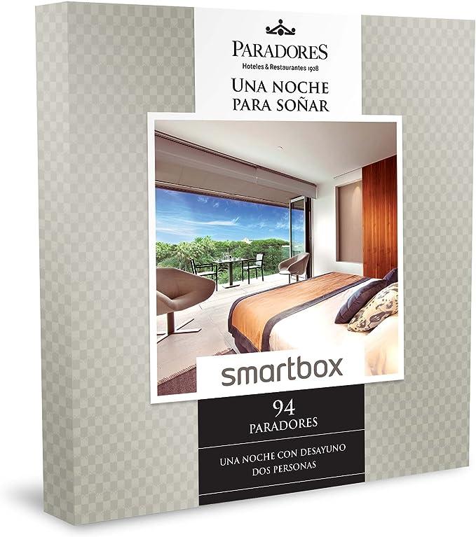 SMARTBOX - Caja Regalo - UNA NOCHE PARA SONAR - 94 Paradores ...