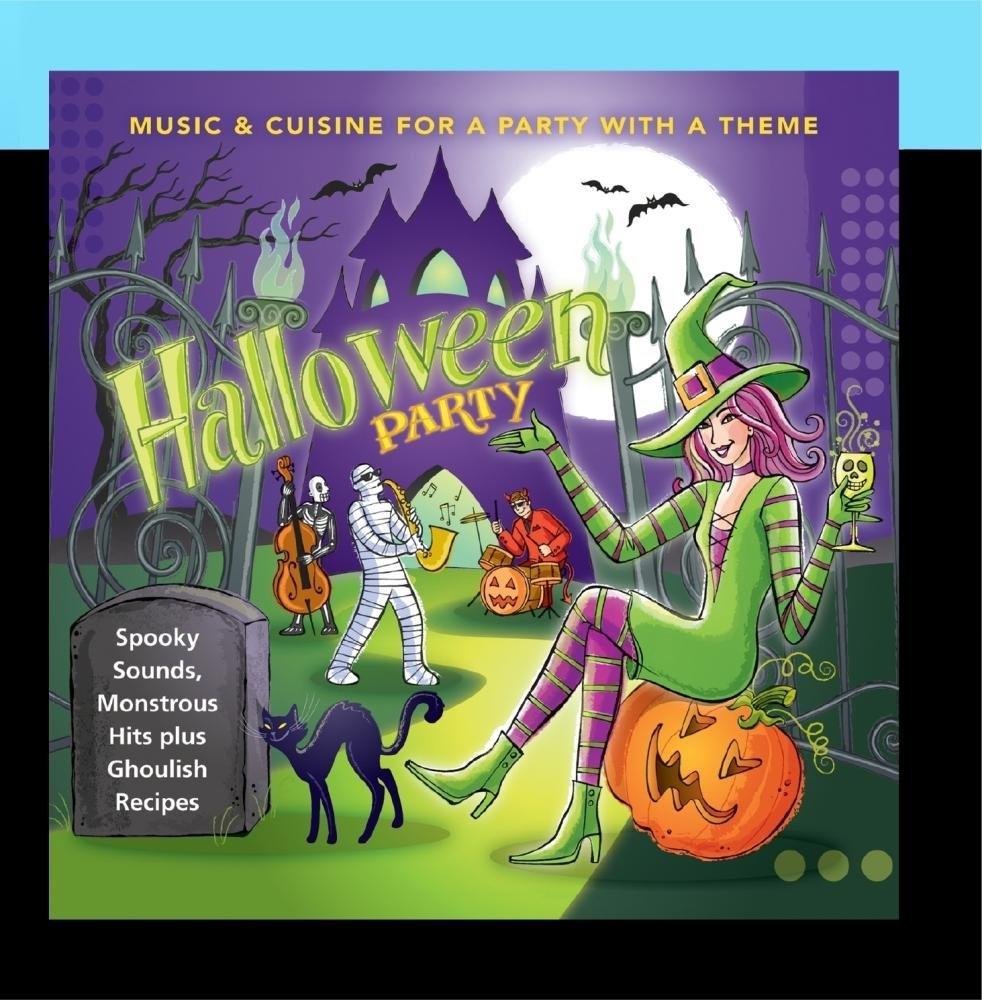 Music & Cuisine: Halloween Party