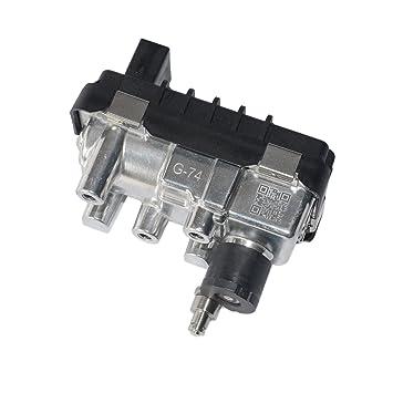 Turbo Cargador actuador 2.2 TDCI Turbo G74 BK3Q6K682CC: Amazon.es: Coche y moto