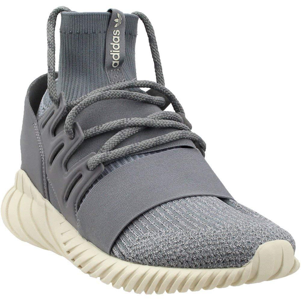 Grey adidas Tubular Doom PK - S74921