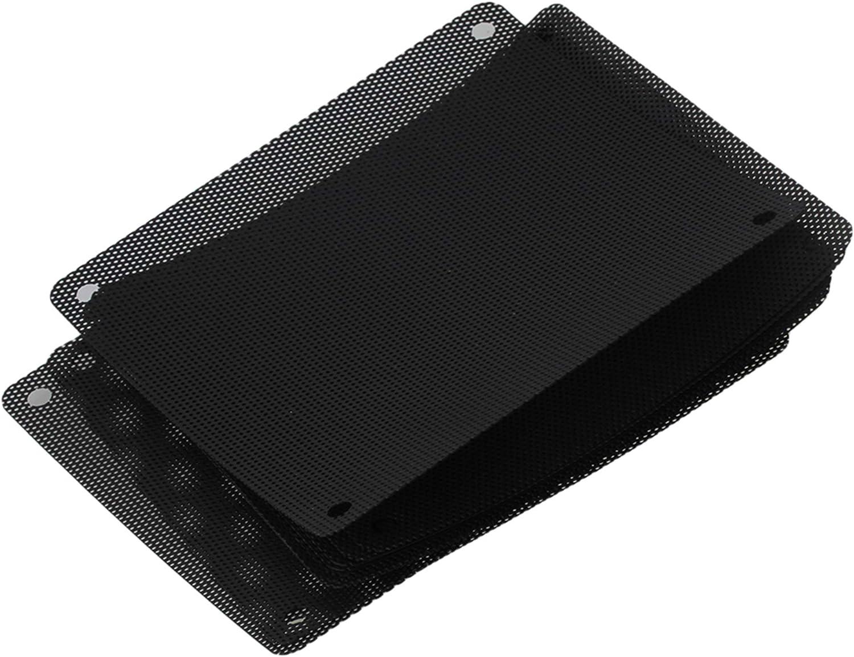 RDEXP 120mm Computer PC Cooler Fan Mesh Case Filter Pack of 10