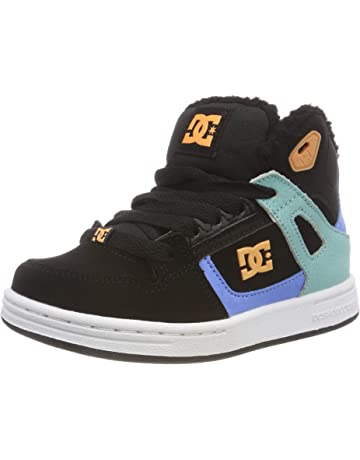 pretty nice 17452 fe629 DC Shoes Girls Pure High Top Winter Skateboarding Shoes